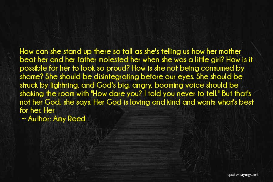 Mother Told Me Quotes By Amy Reed
