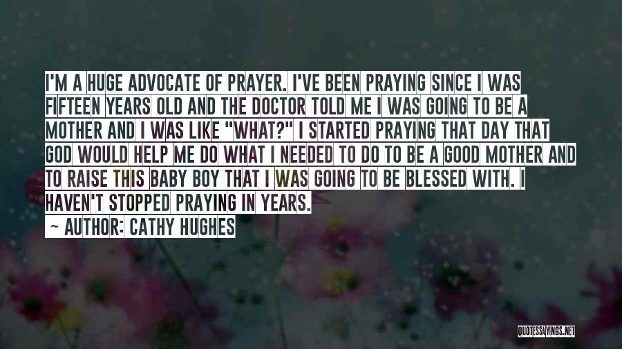 Mother Told Me Quotes By Cathy Hughes