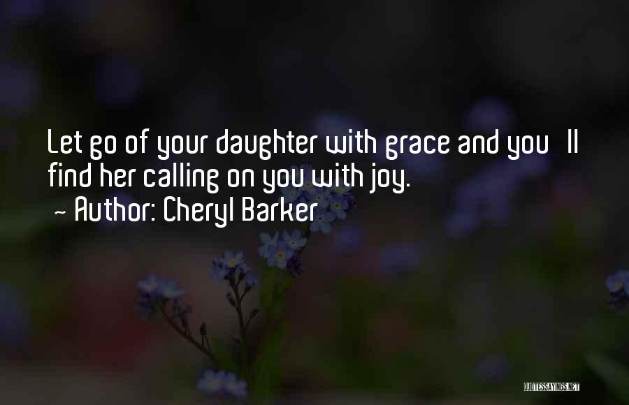 Mother Wedding Quotes By Cheryl Barker
