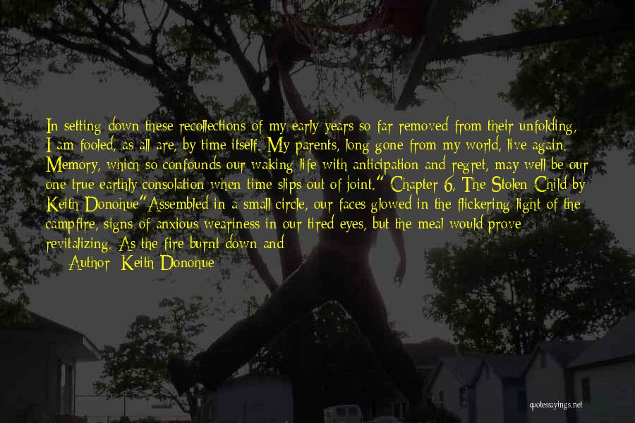 Mothers Around The World Quotes By Keith Donohue