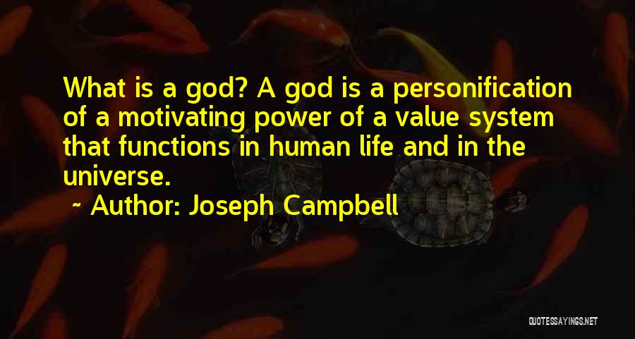 Motivating Yourself Quotes By Joseph Campbell