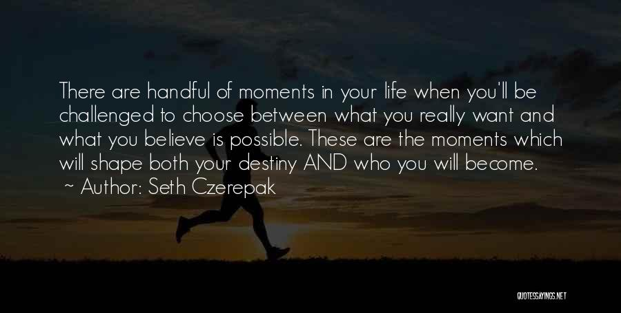 Motivational Get In Shape Quotes By Seth Czerepak