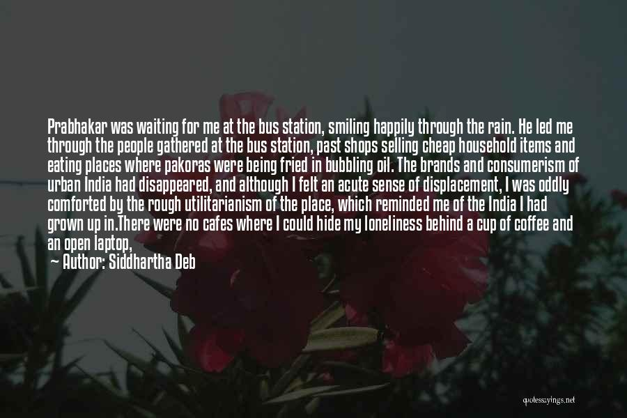 Motorcycle Speeding Quotes By Siddhartha Deb