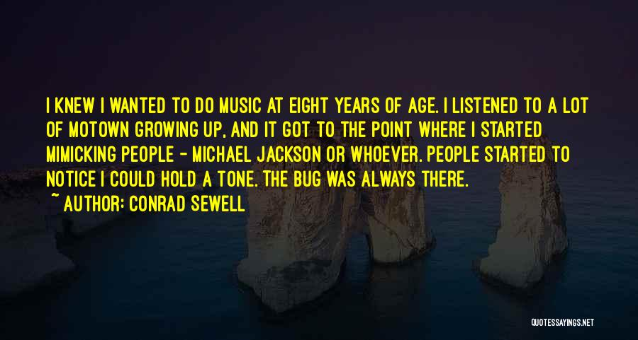 Motown Quotes By Conrad Sewell