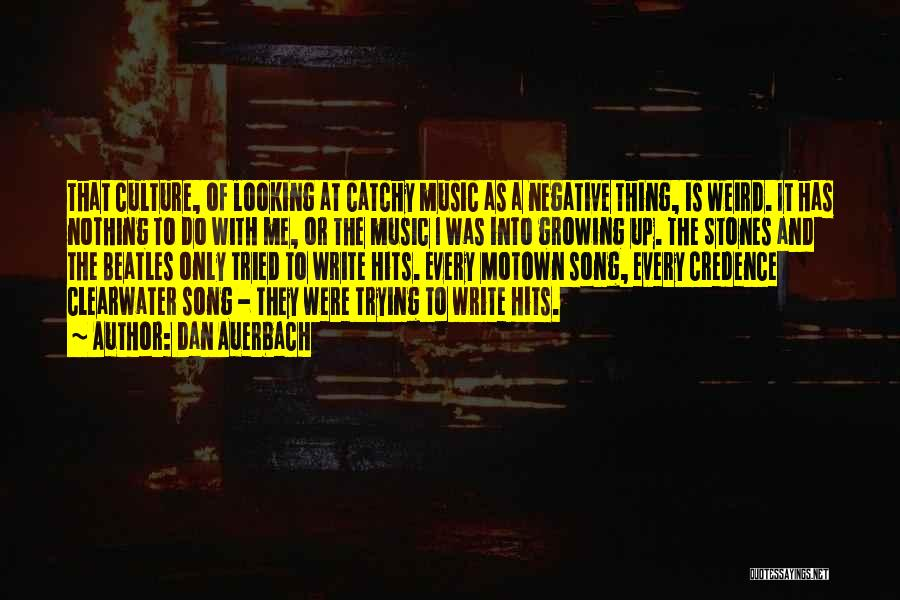 Motown Quotes By Dan Auerbach