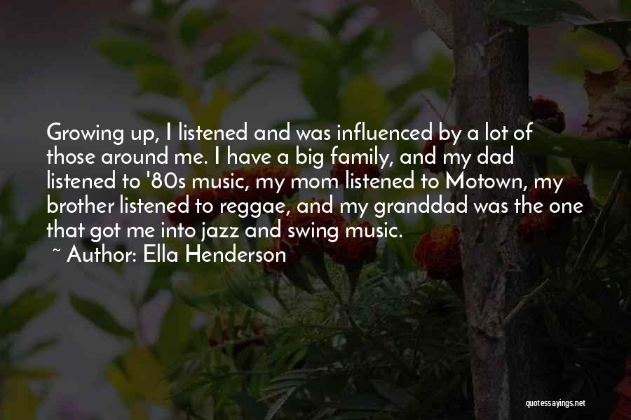 Motown Quotes By Ella Henderson