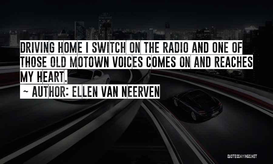 Motown Quotes By Ellen Van Neerven