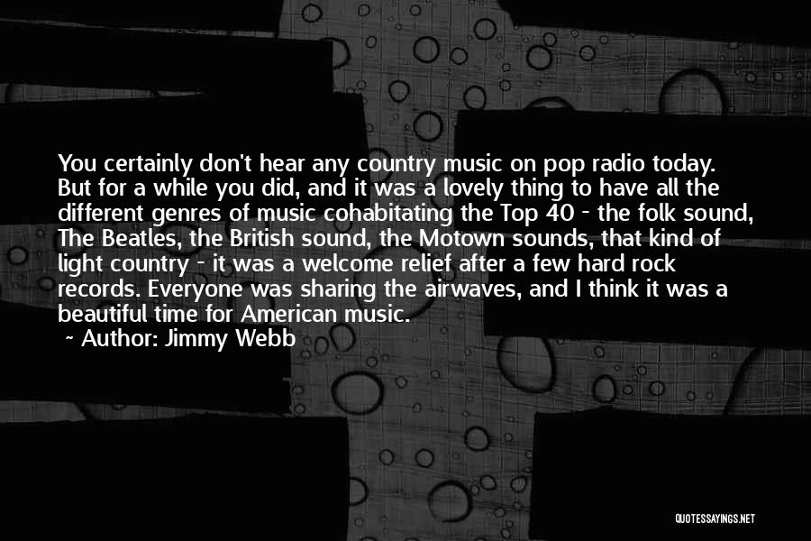Motown Quotes By Jimmy Webb
