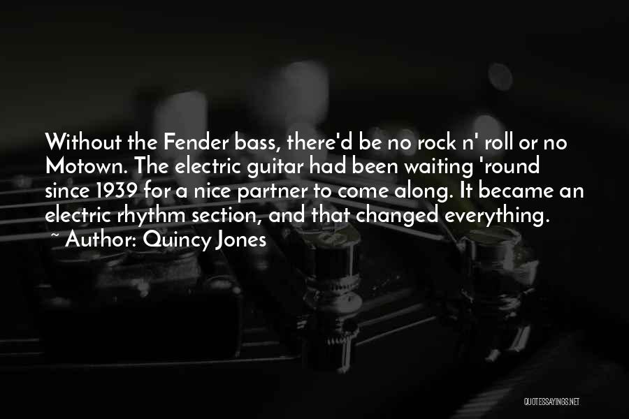 Motown Quotes By Quincy Jones