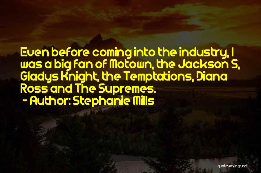 Motown Quotes By Stephanie Mills