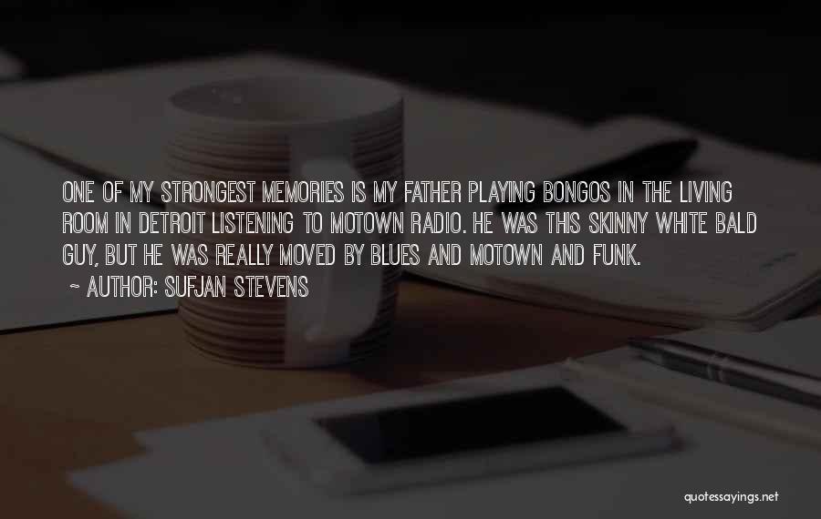Motown Quotes By Sufjan Stevens