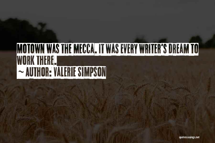 Motown Quotes By Valerie Simpson