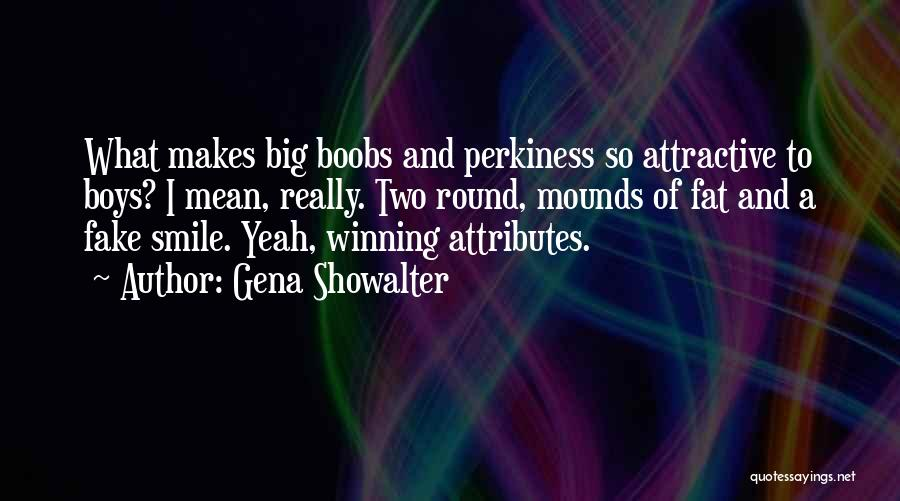Mounds Quotes By Gena Showalter