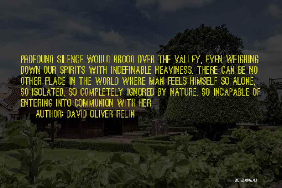 Mountaineering Quotes By David Oliver Relin