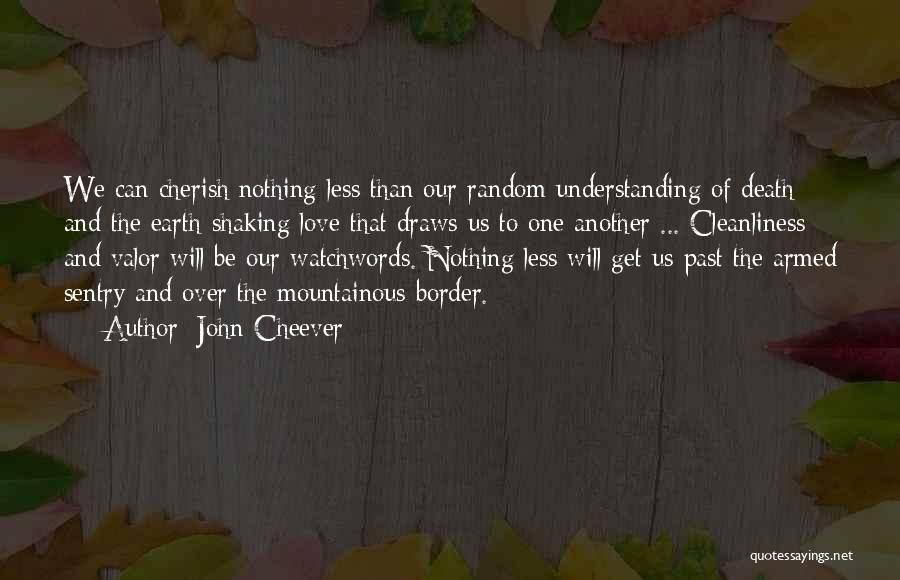 Mountainous Quotes By John Cheever