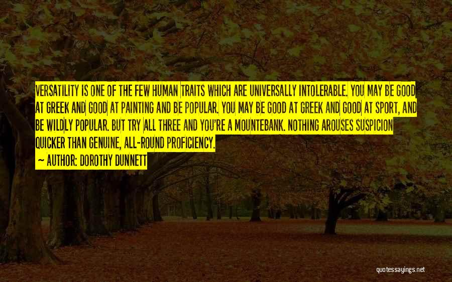 Mountebank Quotes By Dorothy Dunnett