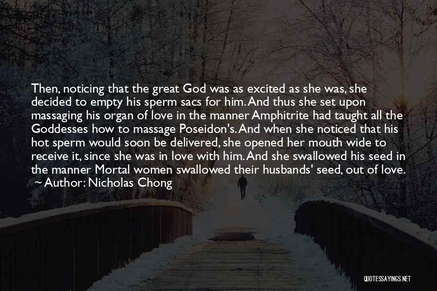 Mouth Organ Quotes By Nicholas Chong