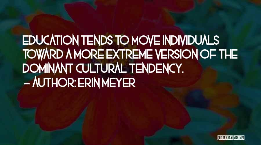 Move On Version Quotes By Erin Meyer