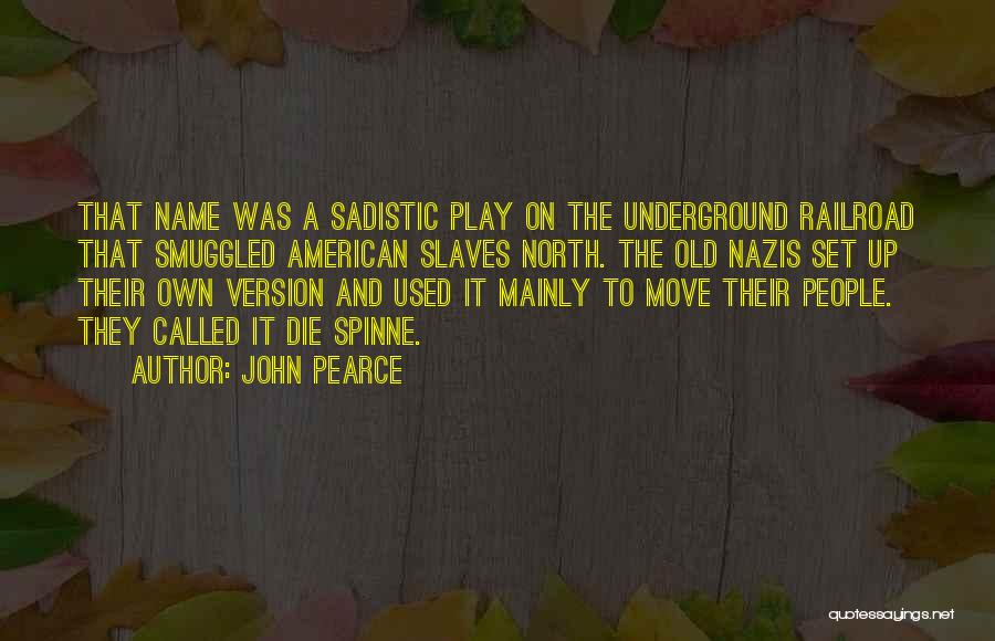 Move On Version Quotes By John Pearce