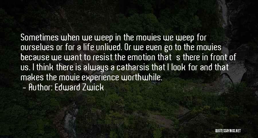Movie Always Quotes By Edward Zwick