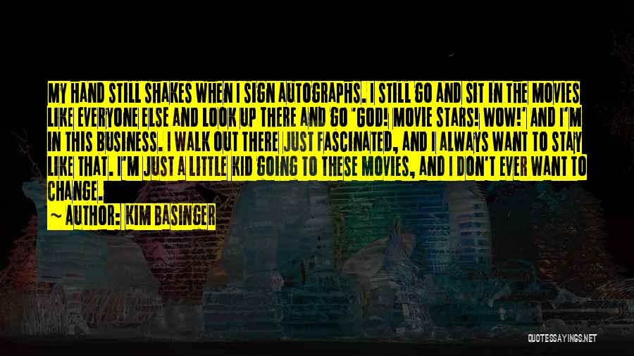 Movie Always Quotes By Kim Basinger
