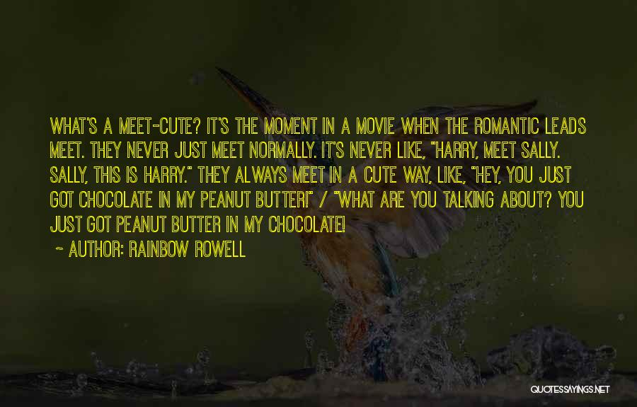 Movie Always Quotes By Rainbow Rowell