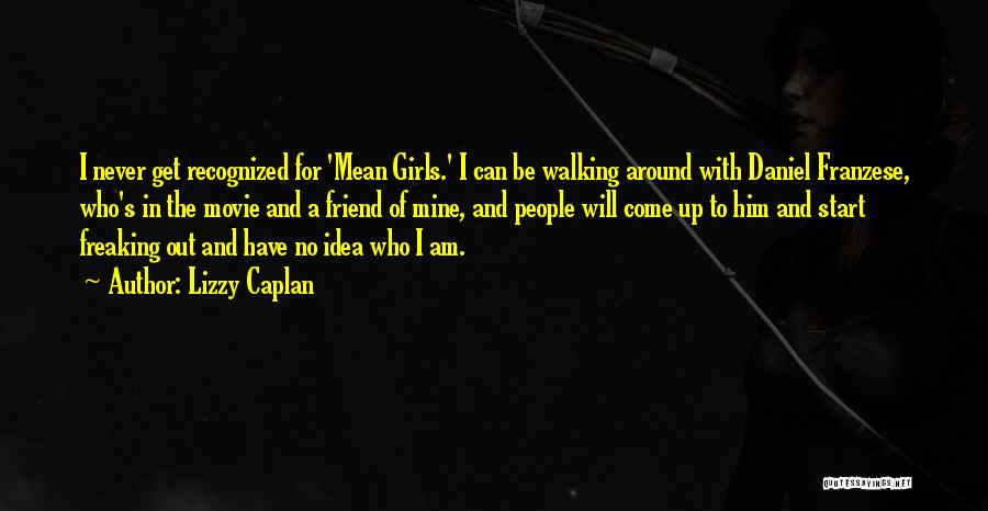 Movie Up Quotes By Lizzy Caplan