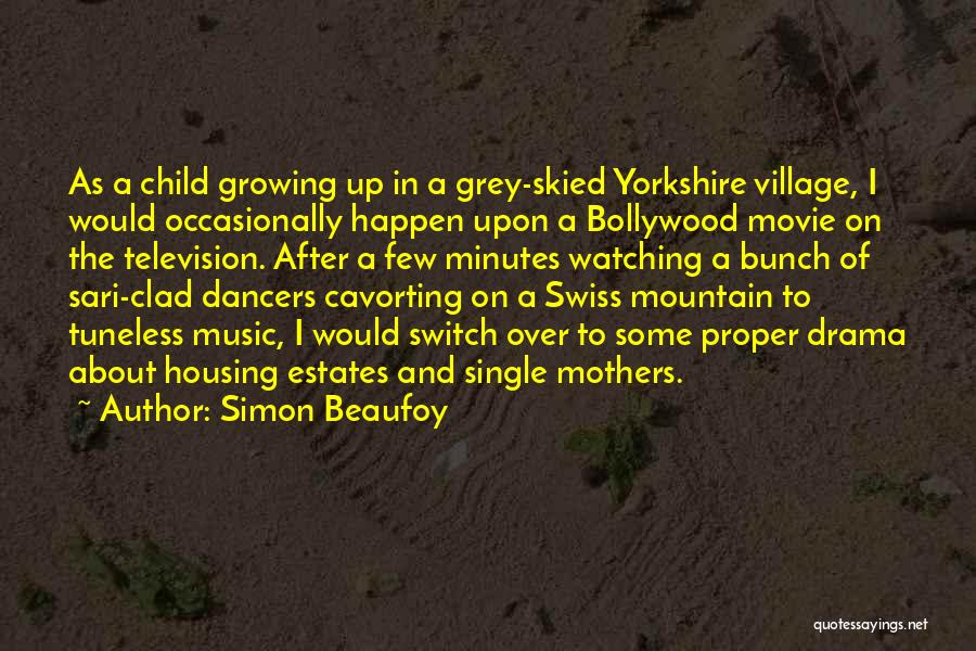 Movie Up Quotes By Simon Beaufoy