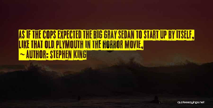 Movie Up Quotes By Stephen King