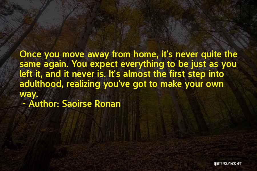 top quotes sayings about moving home