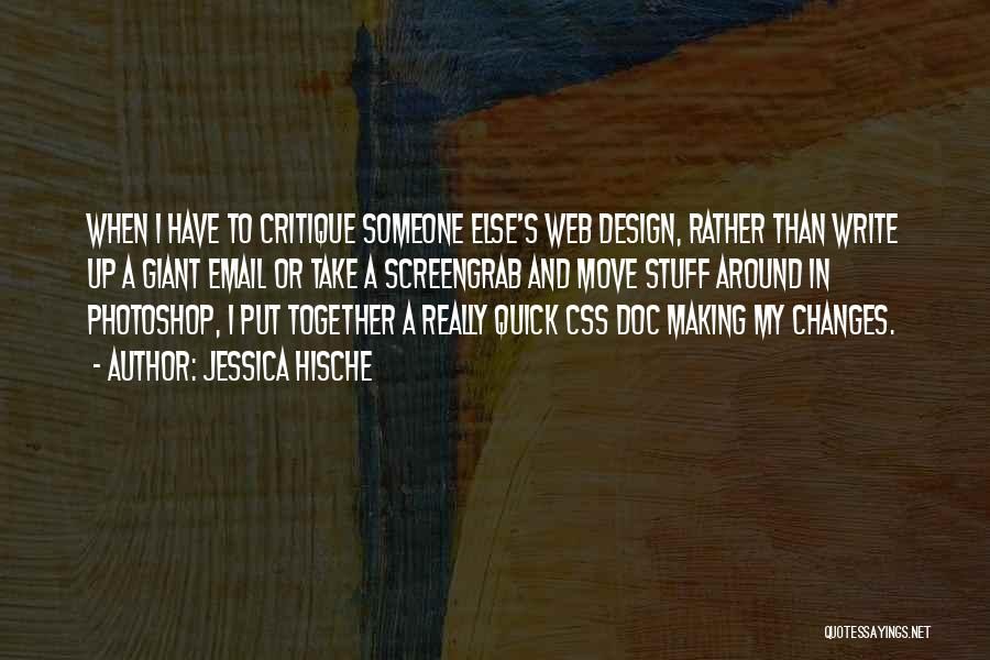 Moving In Together Quotes By Jessica Hische