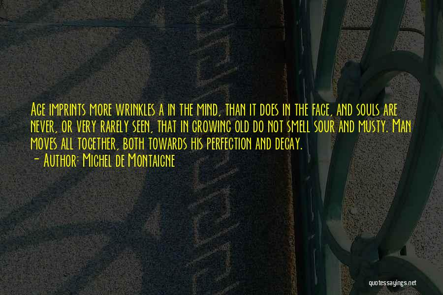 Moving In Together Quotes By Michel De Montaigne
