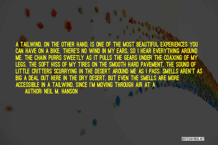 Moving In Together Quotes By Neil M. Hanson