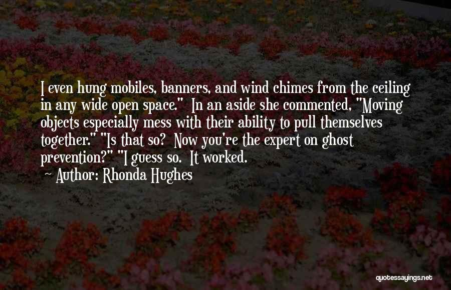 Moving In Together Quotes By Rhonda Hughes