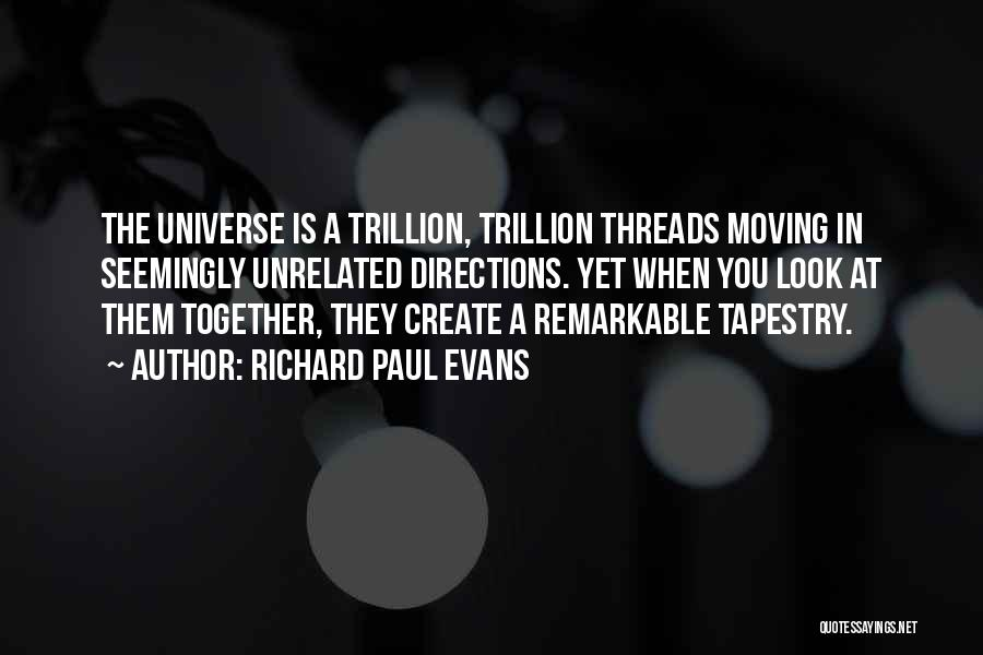 Moving In Together Quotes By Richard Paul Evans