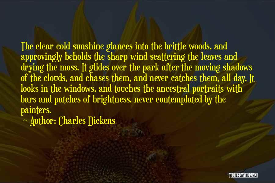 Moving On From Your Past Quotes By Charles Dickens