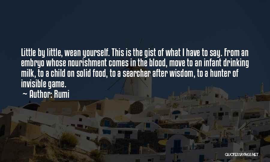 Moving On From Your Past Quotes By Rumi