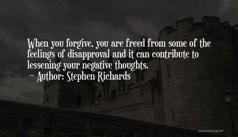 Moving On From Your Past Quotes By Stephen Richards