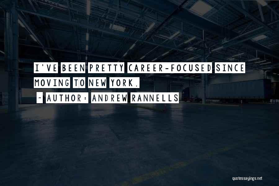 Moving On In Career Quotes By Andrew Rannells