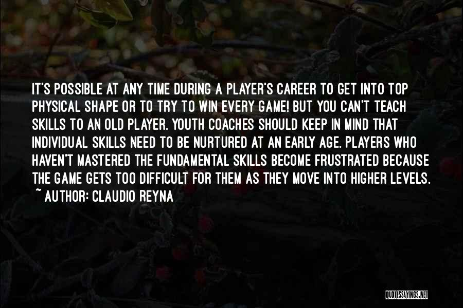 Moving On In Career Quotes By Claudio Reyna
