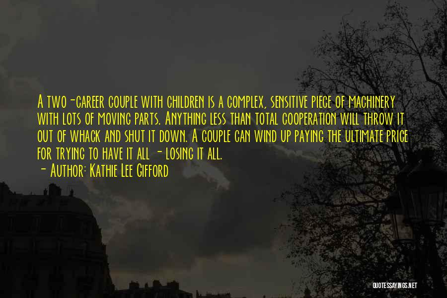 Moving On In Career Quotes By Kathie Lee Gifford
