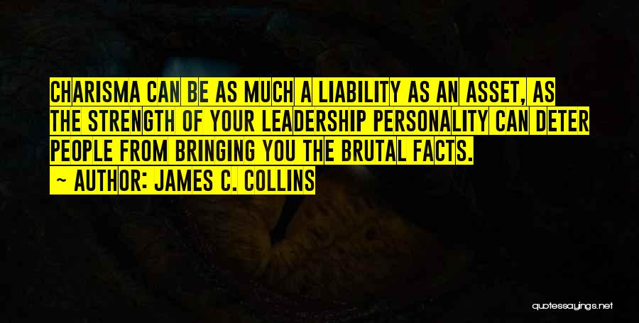 Mr Collins Personality Quotes By James C. Collins