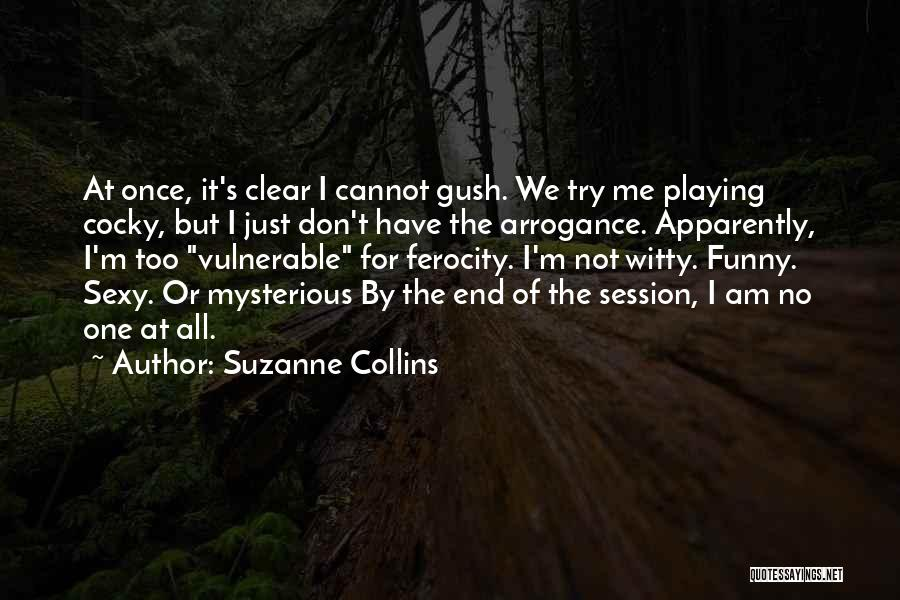 Mr Collins Personality Quotes By Suzanne Collins