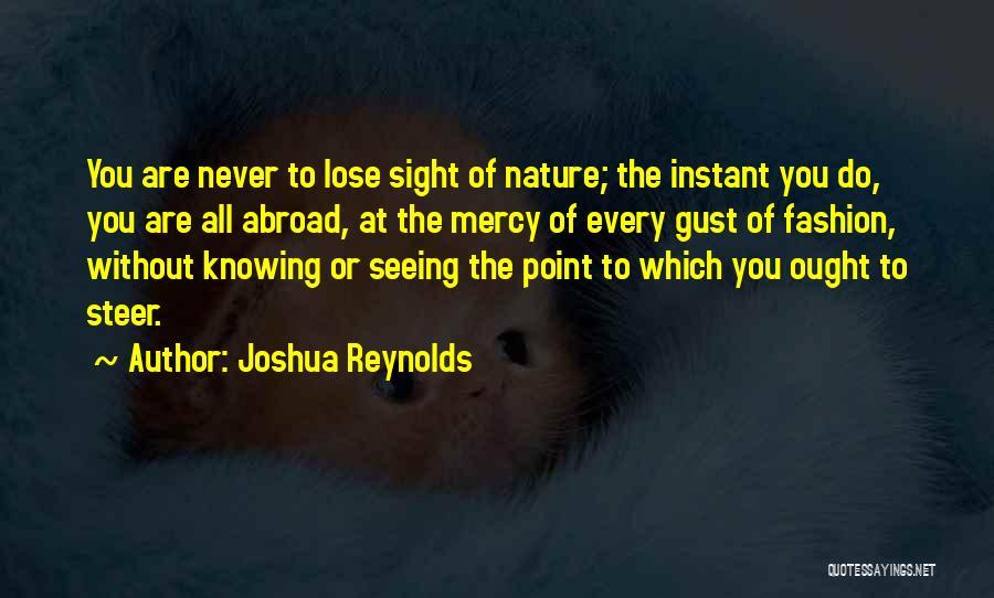 Mr Joshua Quotes By Joshua Reynolds