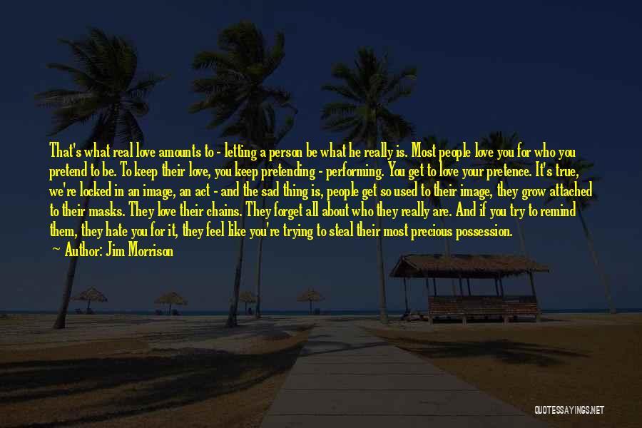 Mr Morrison Quotes By Jim Morrison