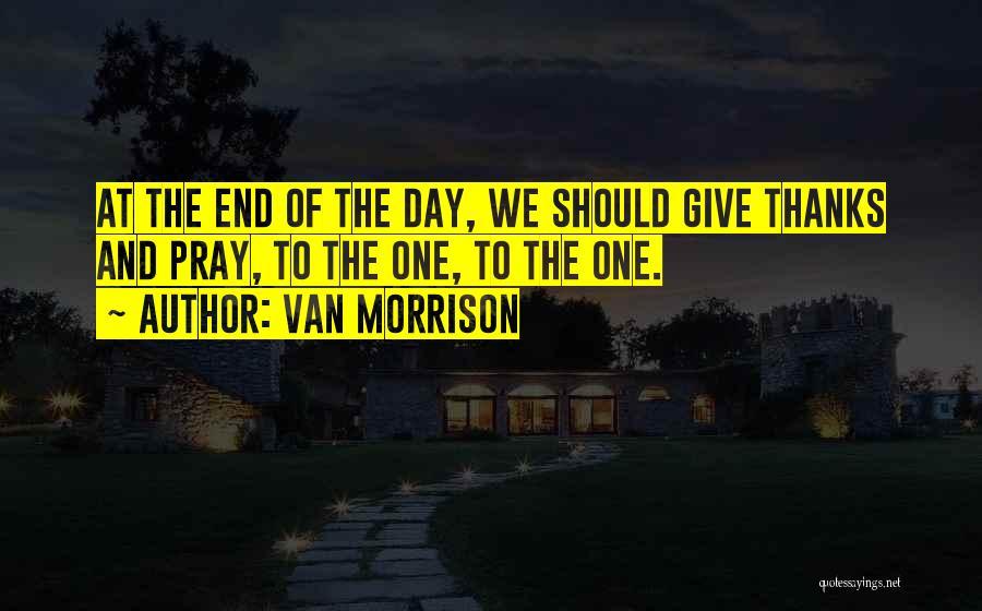 Mr Morrison Quotes By Van Morrison