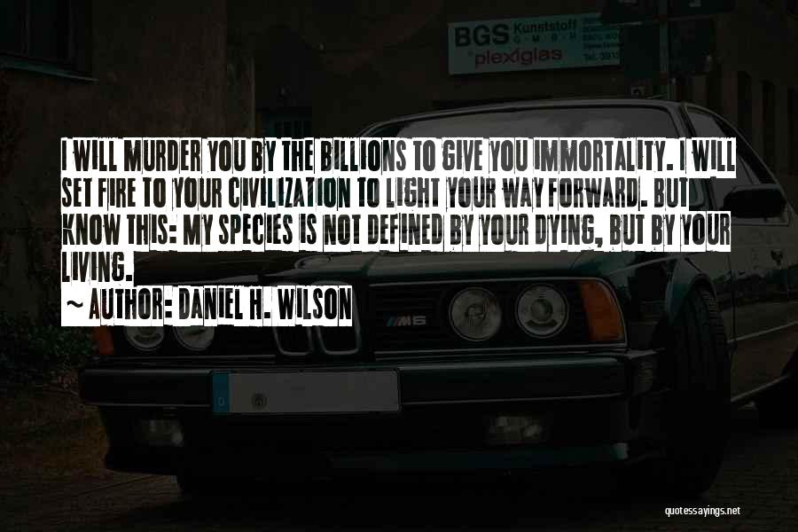 Mr Robot Quotes By Daniel H. Wilson