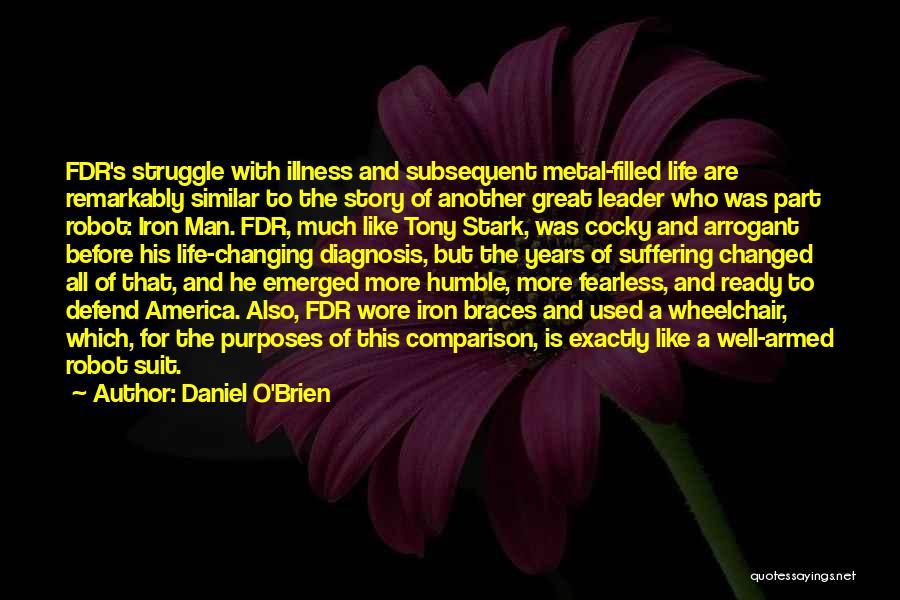 Mr Robot Quotes By Daniel O'Brien