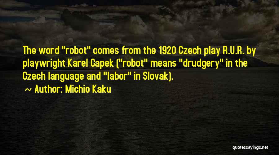 Mr Robot Quotes By Michio Kaku