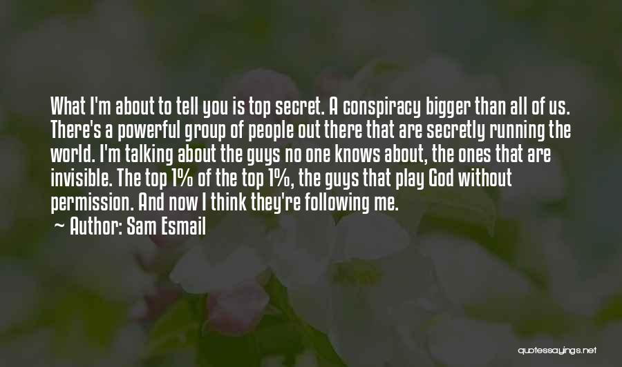 Mr Robot Quotes By Sam Esmail